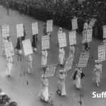 Suffragists or Suffragettes?